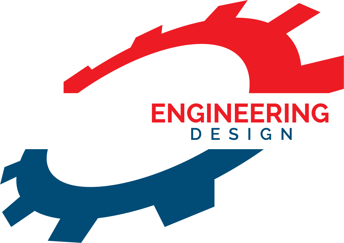 3D Engineering Design Logo